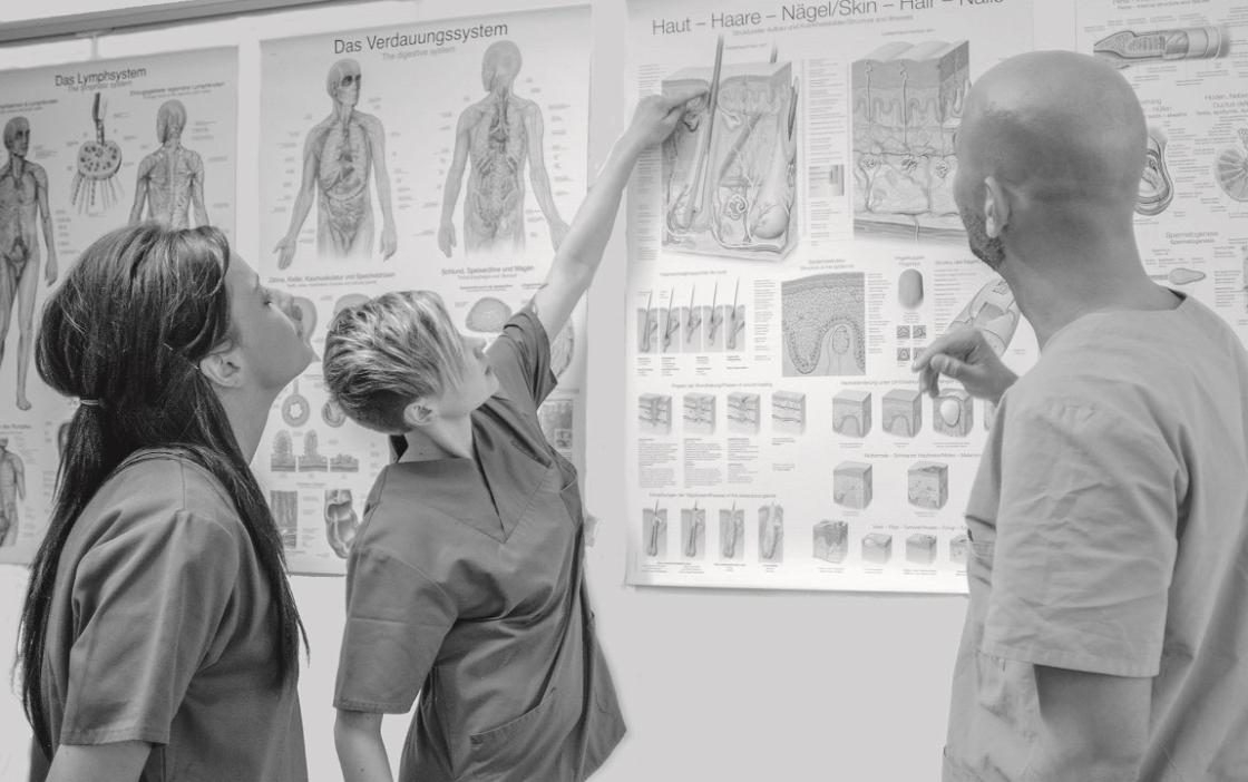 Dipl. Pflege-/Medizinpädagogen/-in und/oder Lehrer/-in für Pflegeberufe